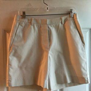 New Brooks brothers classic khaki shorts